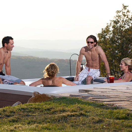 Bullfrog Spas Couples