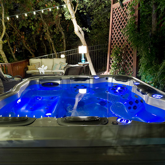 Bullfrog Spas Outdoor