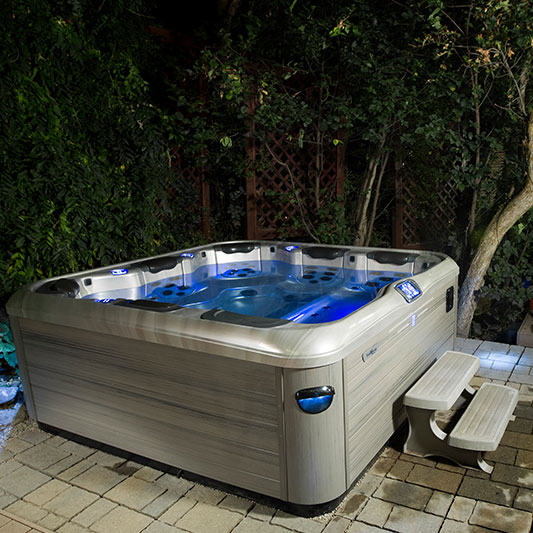 Bullfrog Spas Outdoor Patio