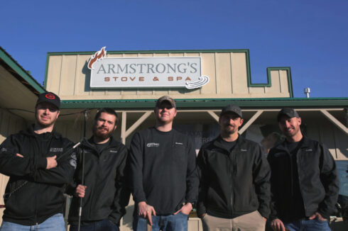 Meet Our Service/Install Crew