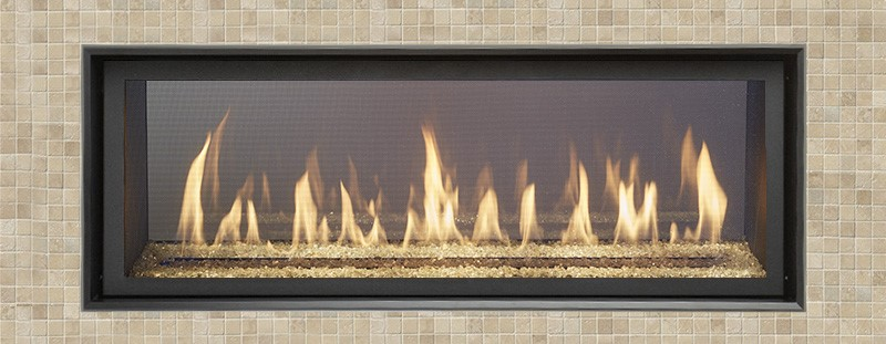 The 4415 See-Thru High Output (HO) gives you the beauty, style and heat output of the 4415, while featuring double the fireview! This model is perfect for anyone wanting to divide a large living space, or integrate two separate rooms. The unique see-thru design allows you to personalize each side of the fireplace with our selection of decorative trims and Fyre-Art™ options.